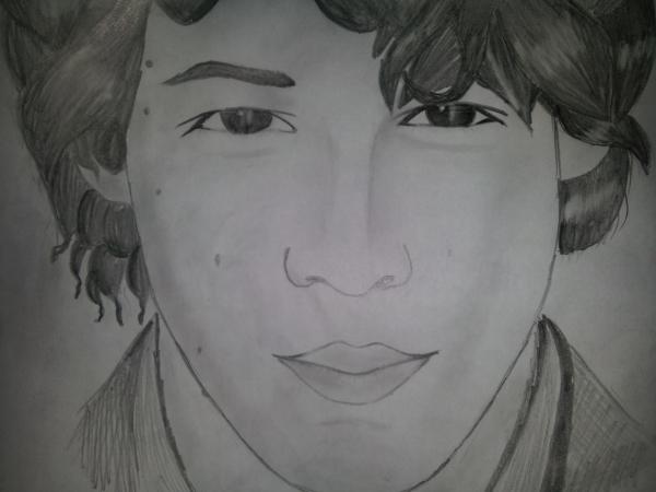 Nick Jonas by nadoosh